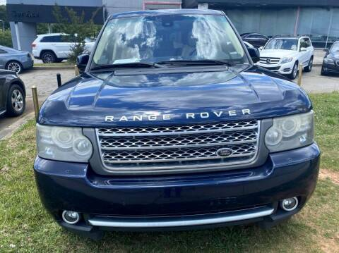 2011 Land Rover Range Rover for sale at Pars Auto Sales Inc in Stone Mountain GA