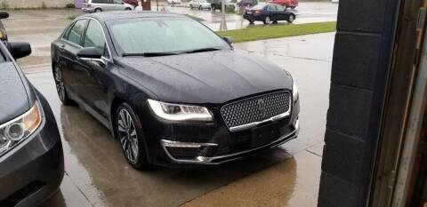 2019 Lincoln MKZ for sale at GOOD NEWS AUTO SALES in Fargo ND