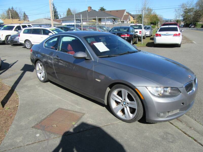 2008 BMW 3 Series for sale at Car Link Auto Sales LLC in Marysville WA