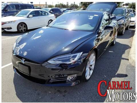 2017 Tesla Model S for sale at Carmel Motors in Indianapolis IN