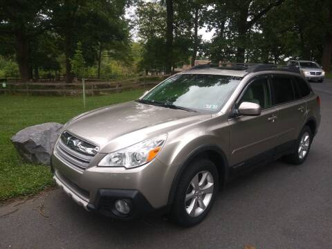 2014 Subaru Outback for sale at Heritage Auto Sales in Reading PA