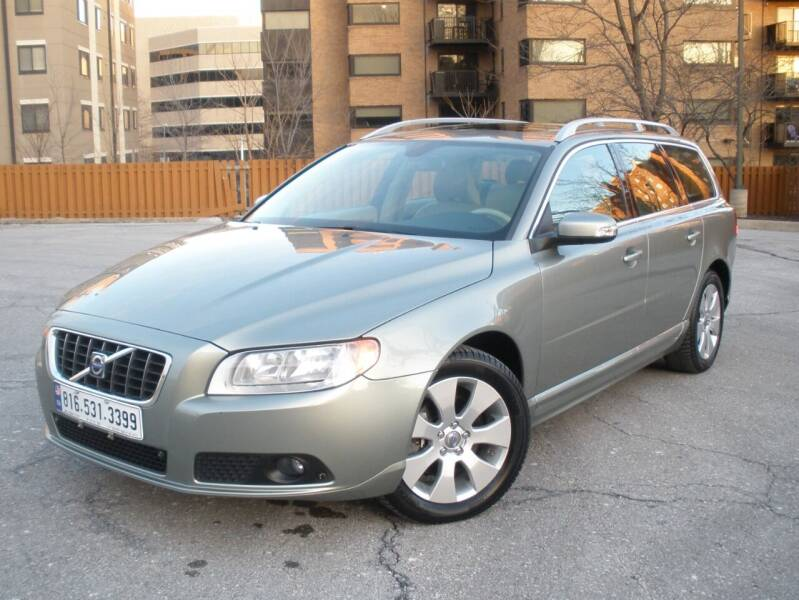 2008 Volvo V70 for sale at Autobahn Motors USA in Kansas City MO