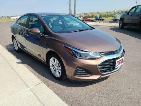 2019 Chevrolet Cruze for sale at Tommy's Car Lot in Chadron NE