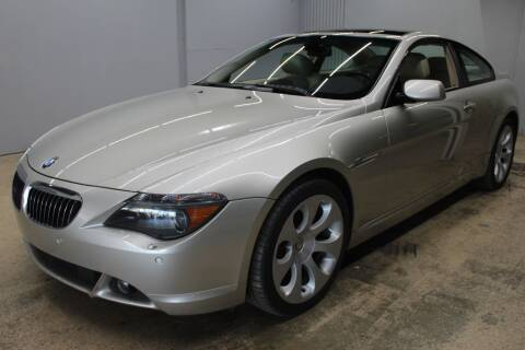 2006 BMW 6 Series for sale at Flash Auto Sales in Garland TX