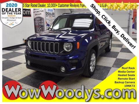 2019 Jeep Renegade for sale at WOODY'S AUTOMOTIVE GROUP in Chillicothe MO
