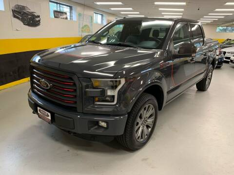 2016 Ford F-150 for sale at Newton Automotive and Sales in Newton MA