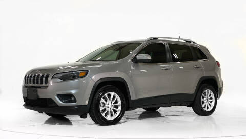 2019 Jeep Cherokee for sale at Houston Auto Credit in Houston TX