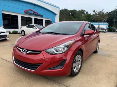 2016 Hyundai Elantra for sale at ETS Autos Inc in Sanford FL