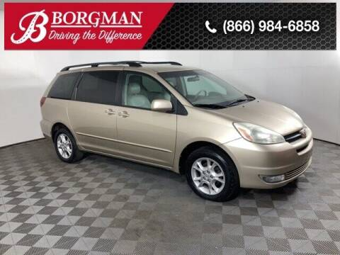 2004 Toyota Sienna for sale at BORGMAN OF HOLLAND LLC in Holland MI