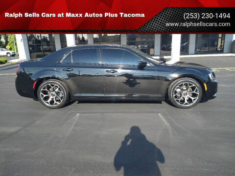 2015 Chrysler 300 for sale at Ralph Sells Cars at Maxx Autos Plus Tacoma in Tacoma WA