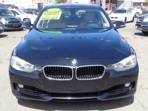 2014 BMW 3 Series for sale at Vallejo Motors in Vallejo CA