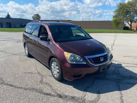 2008 Honda Odyssey for sale at JE Autoworks LLC in Willoughby OH