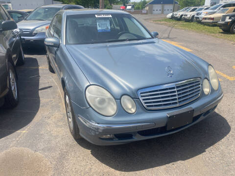 2005 Mercedes-Benz E-Class for sale at Whiting Motors in Plainville CT
