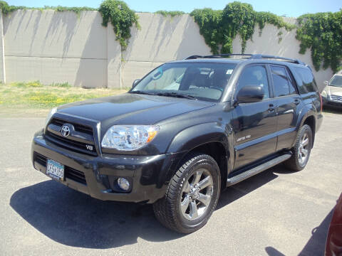 2006 Toyota 4Runner for sale at Metro Motor Sales in Minneapolis MN