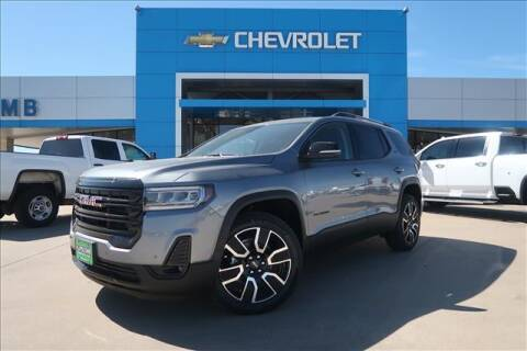 2021 GMC Acadia for sale at Lipscomb Auto Center in Bowie TX