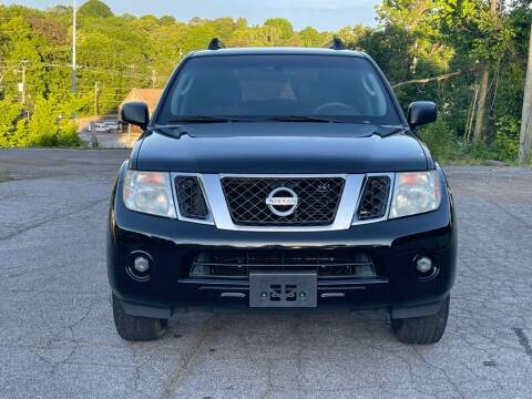 2008 Nissan Pathfinder for sale at Car ConneXion Inc in Knoxville TN