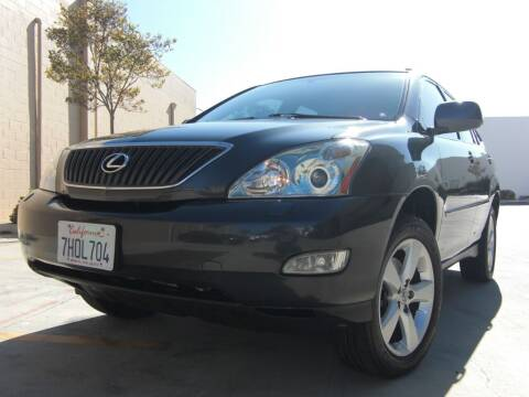 2007 Lexus RX 350 for sale at J'S MOTORS in San Diego CA