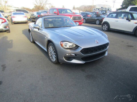 2017 FIAT 124 Spider for sale at Guy Strohmeiers Auto Center in Lakeport CA