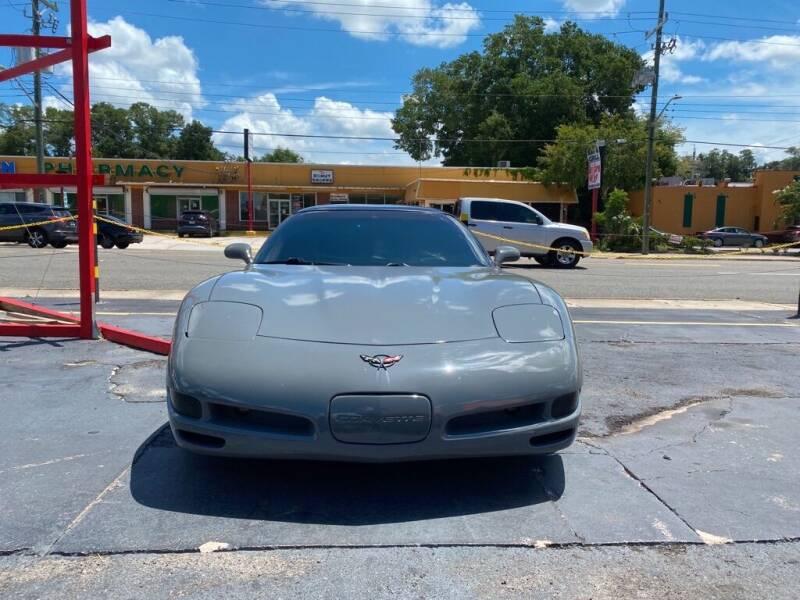 2004 Chevrolet Corvette for sale at Petra Auto Sales in Jacksonville FL