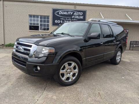 2014 Ford Expedition EL for sale at Quality Auto of Collins in Collins MS
