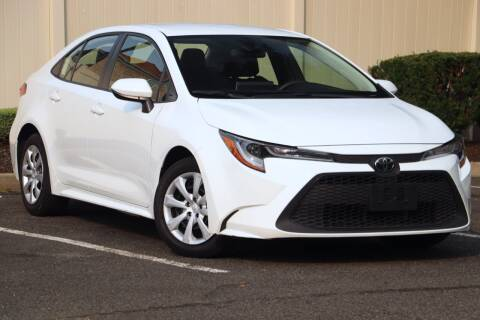 2020 Toyota Corolla for sale at Jersey Car Direct in Colonia NJ