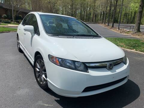 2009 Honda Civic for sale at Bowie Motor Co in Bowie MD