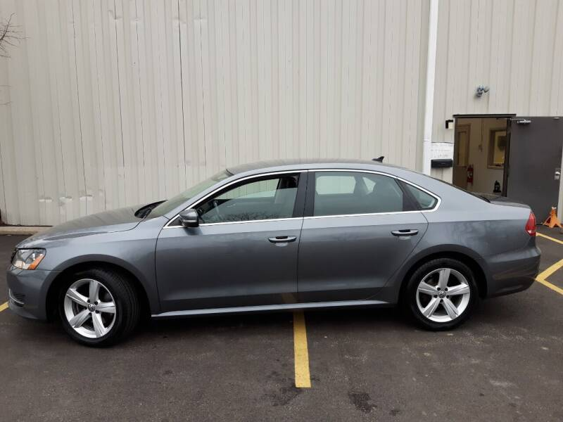 2014 Volkswagen Passat for sale at C & C Wholesale in Cleveland OH