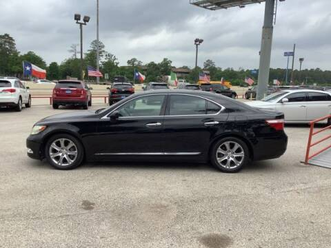 2009 Lexus LS 460 for sale at Your Car Store in Conroe TX