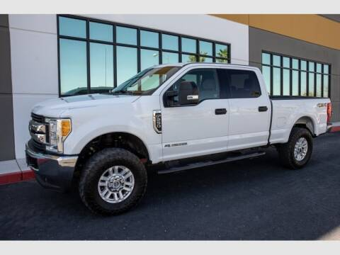 2017 Ford F-250 Super Duty for sale at REVEURO in Las Vegas NV