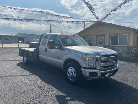 2011 Ford F-350 Super Duty for sale at The Trading Post in San Marcos TX