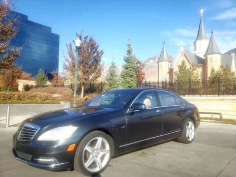 2012 Mercedes-Benz S-Class for sale at Classic Car Deals in Cadillac MI