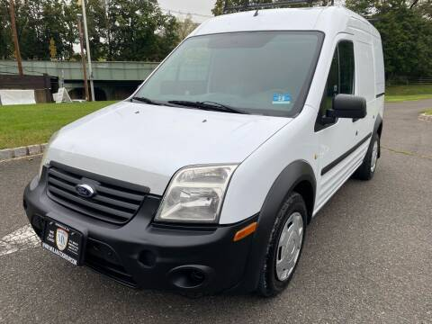 2011 Ford Transit Connect for sale at Mula Auto Group in Somerville NJ