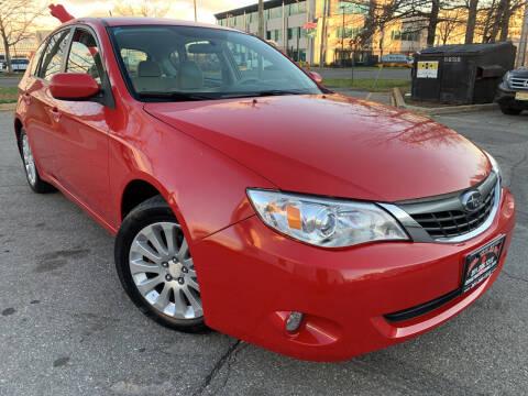 2008 Subaru Impreza for sale at JerseyMotorsInc.com in Teterboro NJ