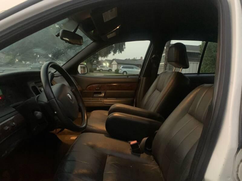 2008 Mercury Grand Marquis LS 4dr Sedan - Fremont CA