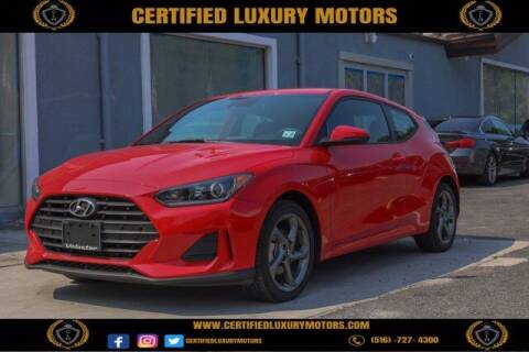 2020 Hyundai Veloster for sale at Certified Luxury Motors in Great Neck NY