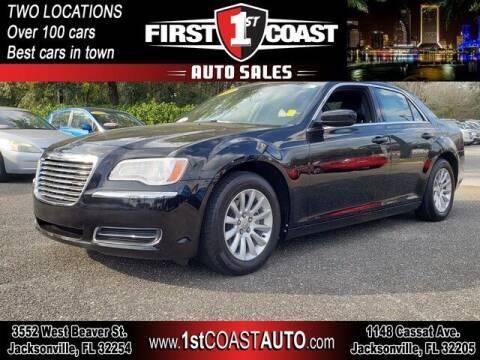 2013 Chrysler 300 for sale at 1st Coast Auto -Cassat Avenue in Jacksonville FL