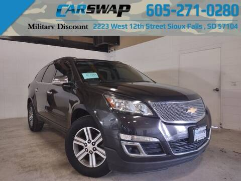 2016 Chevrolet Traverse for sale at CarSwap in Sioux Falls SD