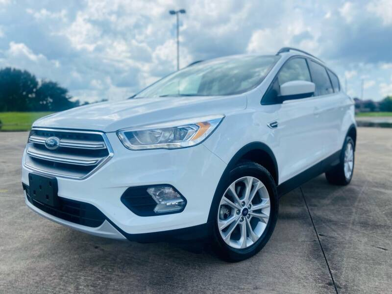 2017 Ford Escape for sale at AUTO DIRECT Bellaire in Houston TX