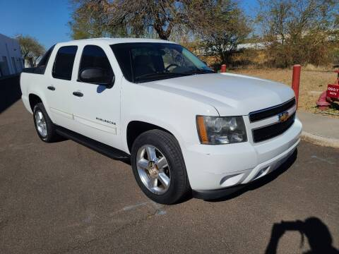 2010 Chevrolet Avalanche for sale at NEW UNION FLEET SERVICES LLC in Goodyear AZ