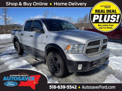 2016 RAM Ram Pickup 1500 for sale at Autosaver Ford in Comstock NY