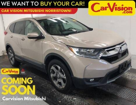 2018 Honda CR-V for sale at Car Vision Mitsubishi Norristown in Norristown PA