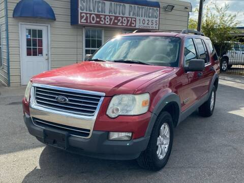2006 Ford Explorer for sale at Silver Auto Partners in San Antonio TX
