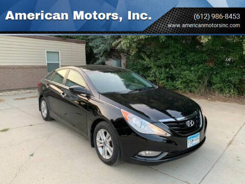2013 Hyundai Sonata for sale at American Motors, Inc. in Farmington MN
