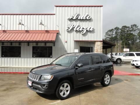 2014 Jeep Compass for sale at Grantz Auto Plaza LLC in Lumberton TX