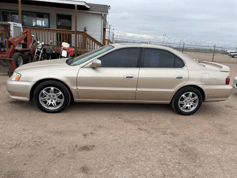 2000 Acura TL for sale at PYRAMID MOTORS - Fountain Lot in Fountain CO