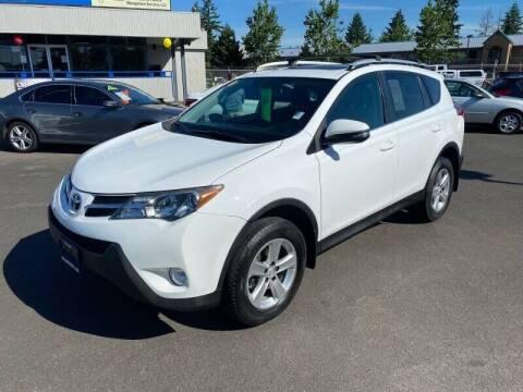 2014 Toyota RAV4 for sale at TacomaAutoLoans.com in Lakewood WA