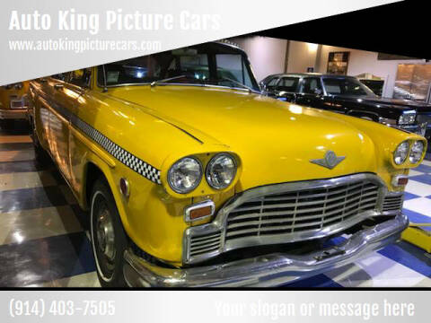 1969 Checker Marathon for sale at Auto King Picture Cars - Rental in Westchester County NY