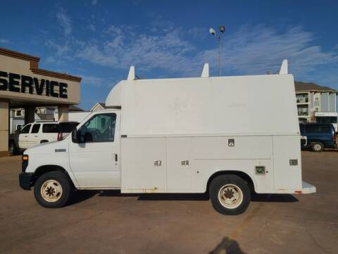 2010 Ford E-Series Chassis for sale at TRUCK N TRAILER in Oklahoma City OK