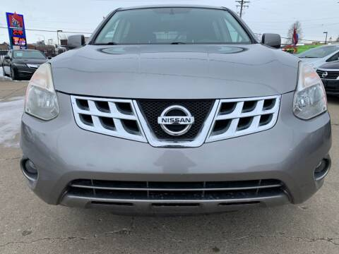 2013 Nissan Rogue for sale at Minuteman Auto Sales in Saint Paul MN