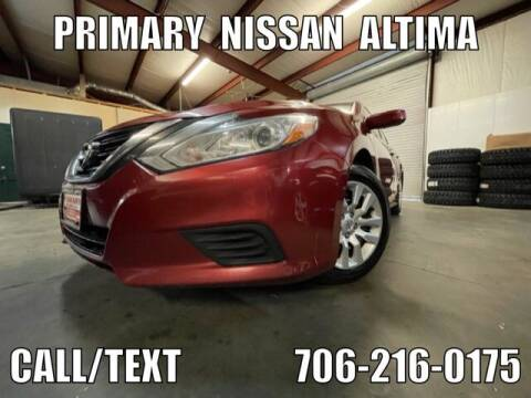 2016 Nissan Altima for sale at Primary Auto Group in Dawsonville GA